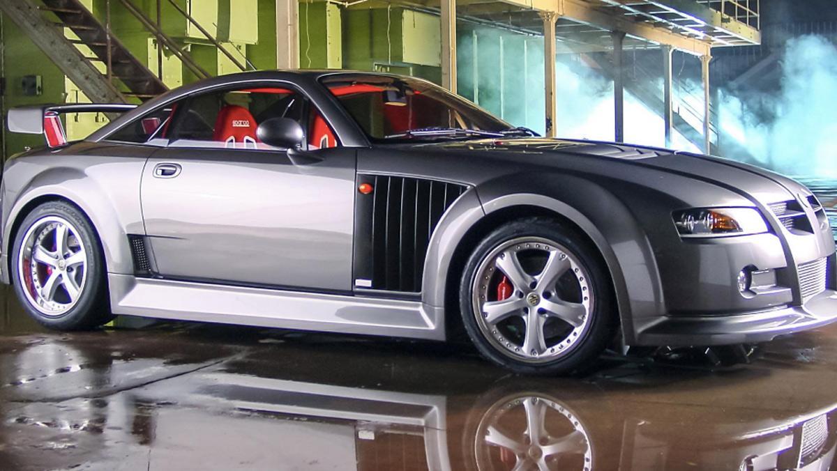 Fracasos ventas coches, MG XPower SV