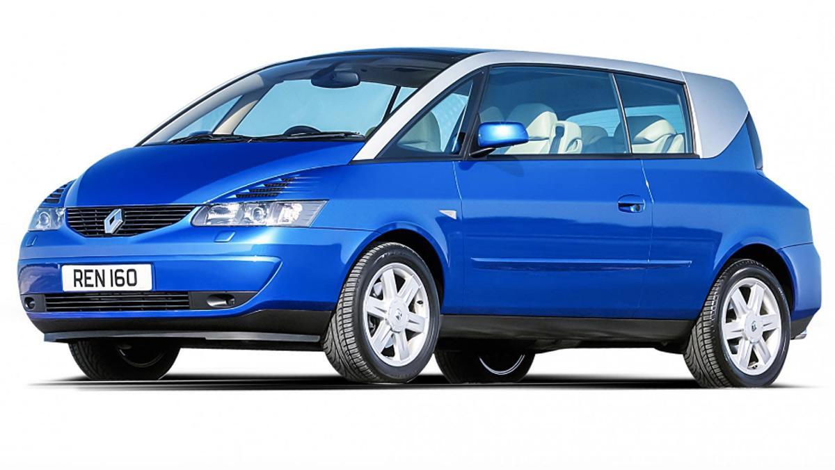 Fracasos ventas coches, Renault Avantime