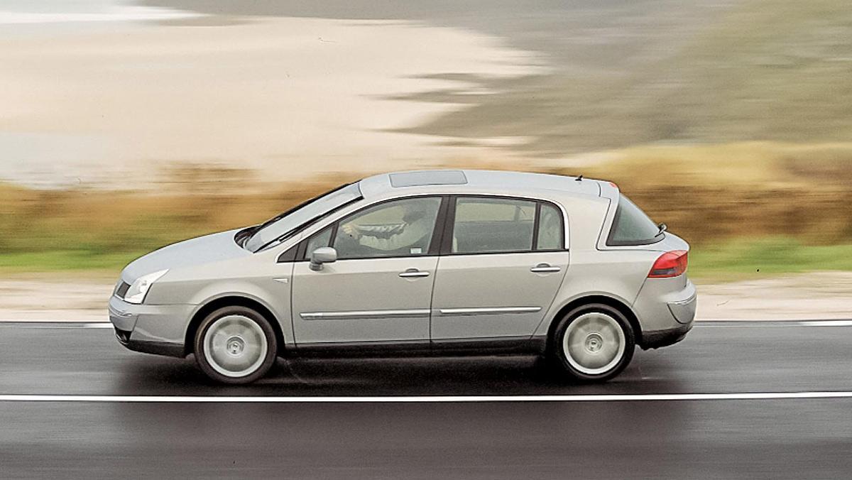 Fracasos ventas coches, Renault Vel Satis