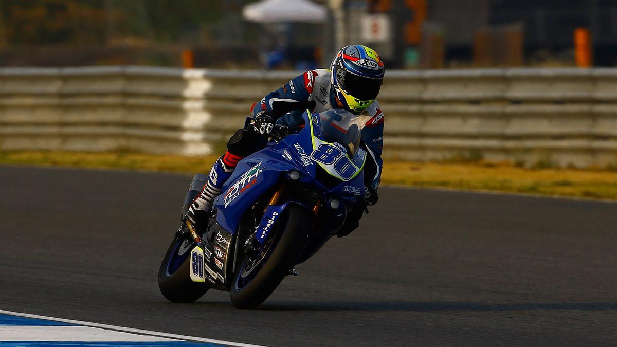 superbikes supersport yamaha circuito 80