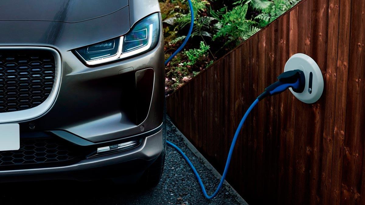 coche electrico suv electricidad faro
