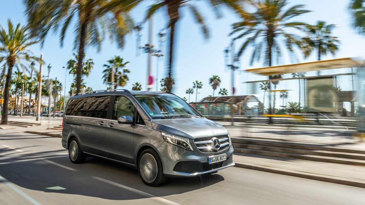 Mercedes Clase V 2019