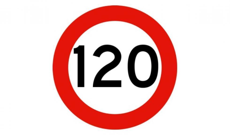 Qué multa te ponen si pasas a 130 en un radar de 120 km/h