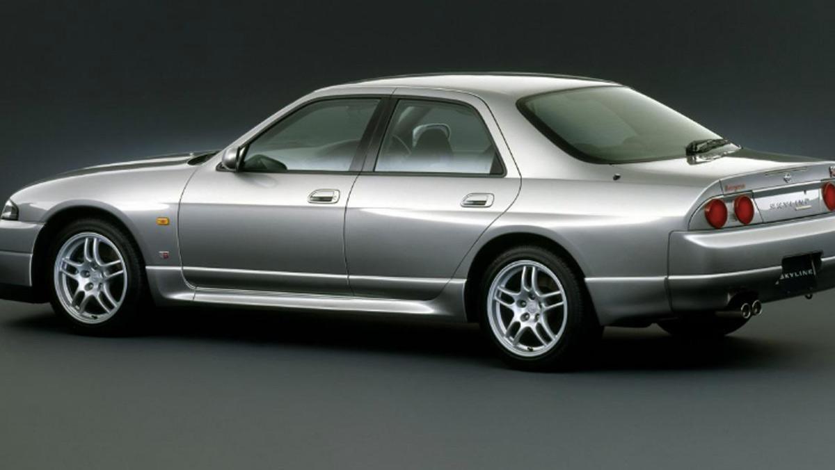 Nissan Skyline GT-R 4 puertas Autech Version, 1998