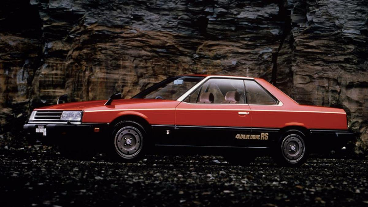 Nissan Skyline H/T 2000 RS, 1982