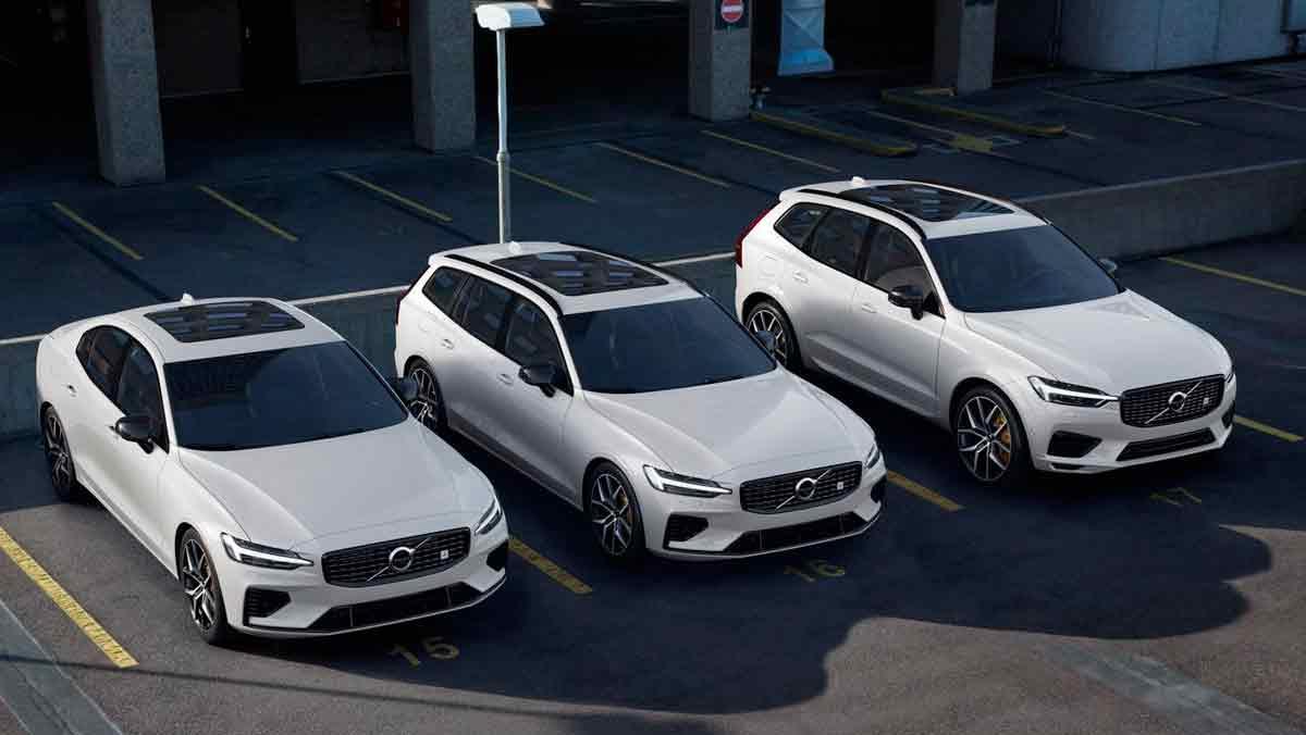 Volvo V60 y Volvo XC60 Polestar Engineered