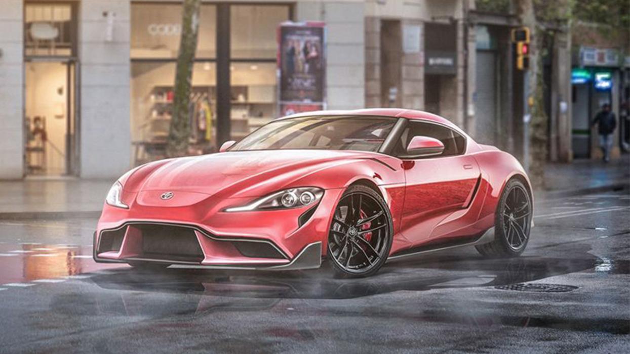 Aston Martin Supra