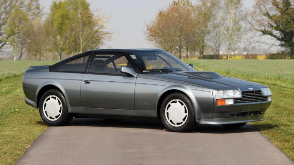 Aston Martin V8 Vantage Zagato de 1987