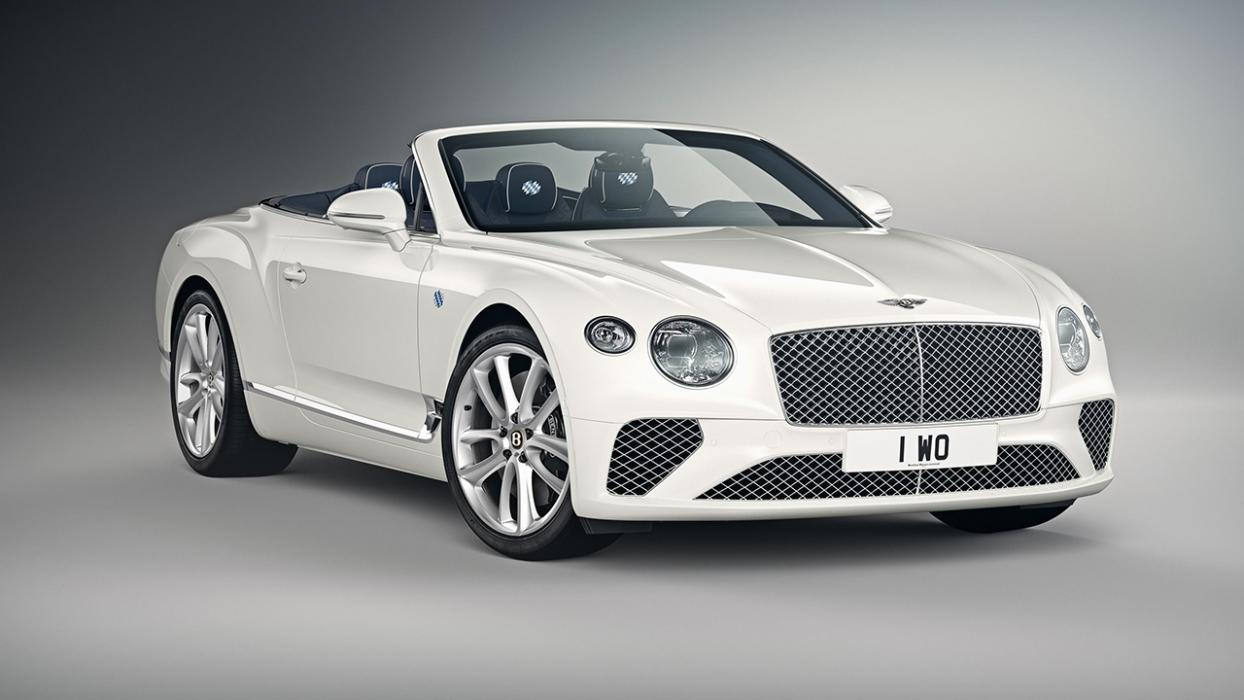 Bentley Continental GT Convertible Mulliner