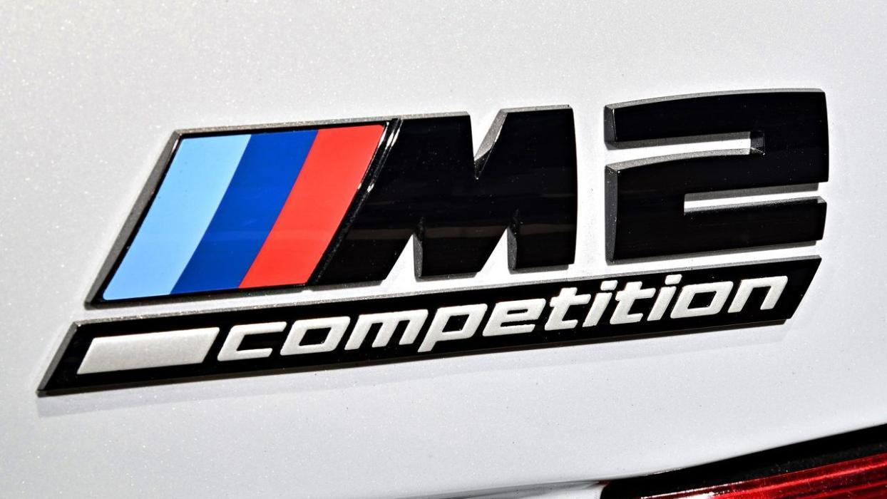 BMW M2 Competition pintura