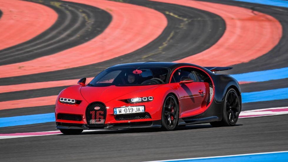 Bugatti Chiron Sport Paul Ricard