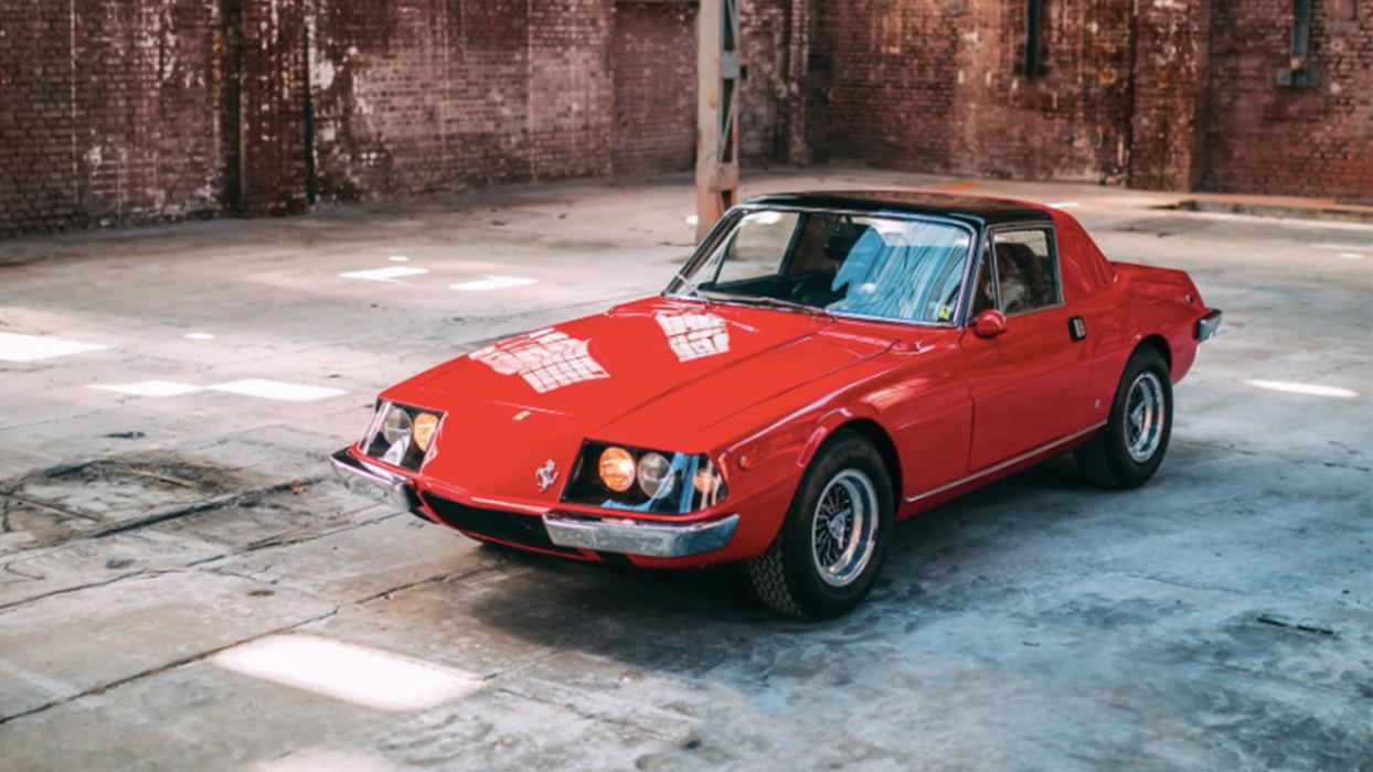 Ferrari 330 GTC Zagato de 1967