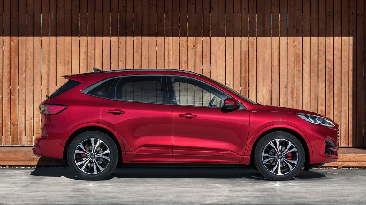 Ford Kuga 2019 lateral