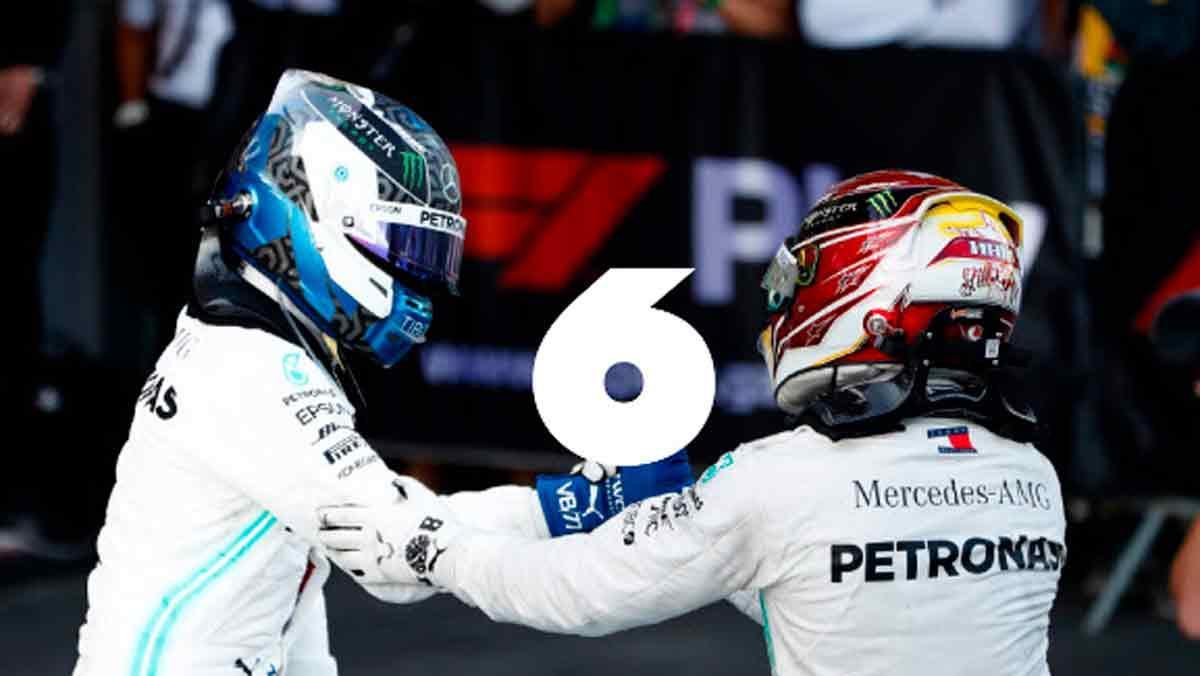 GP de Mónaco F1 2019