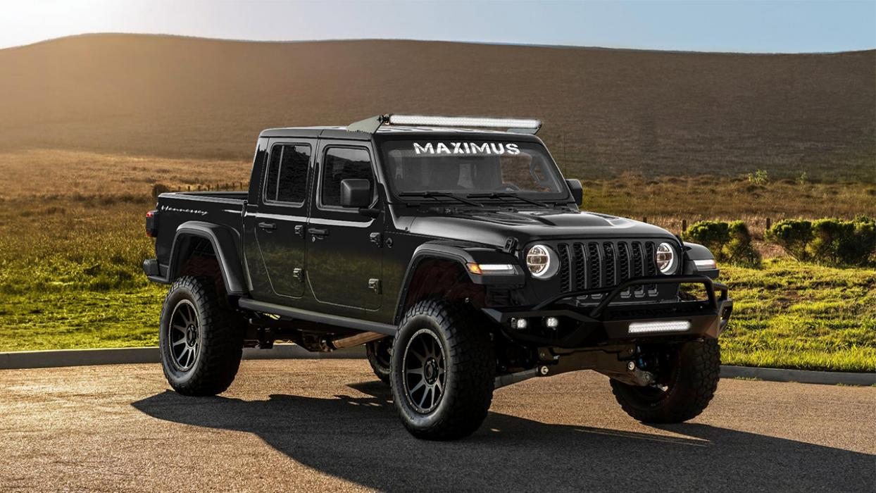 Jeep Gladiator Hennessey Performance