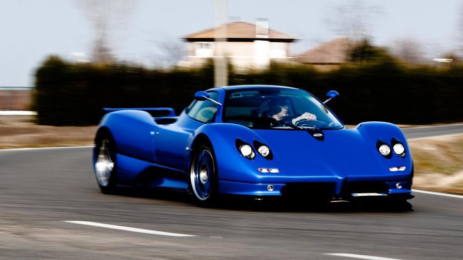 Pagani Zonda C12 S/S Roadster