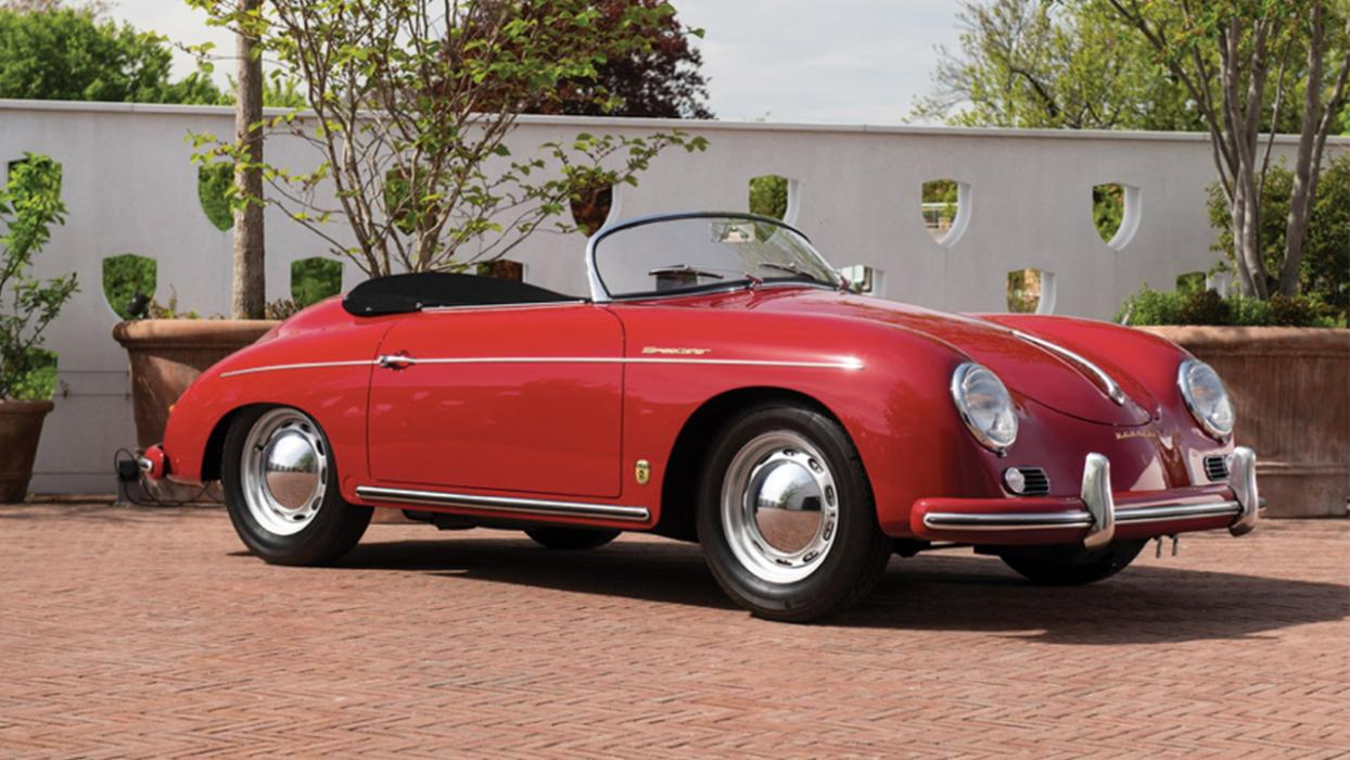 Porsche 356 A 1600 Speedster de 1957