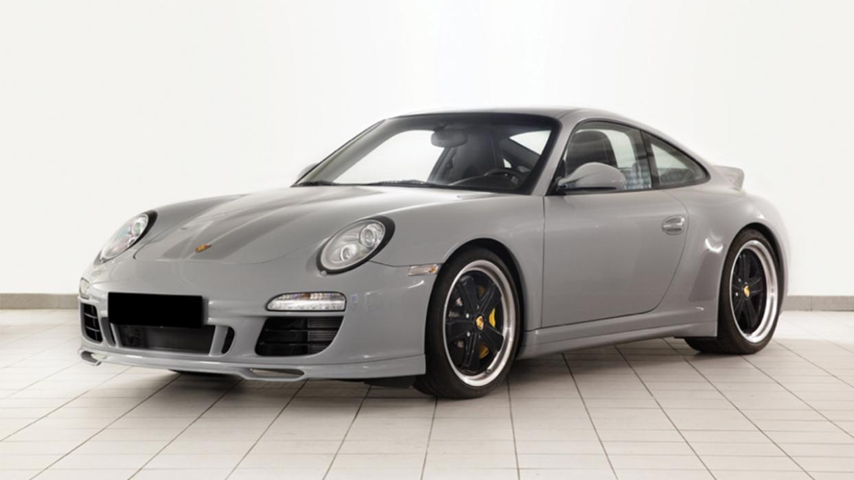 Porsche 911 Sport Classic de 2010