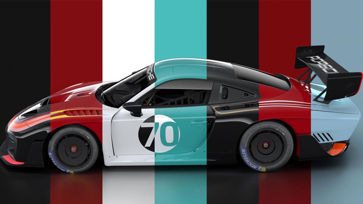 Porsche 935 decoración 8