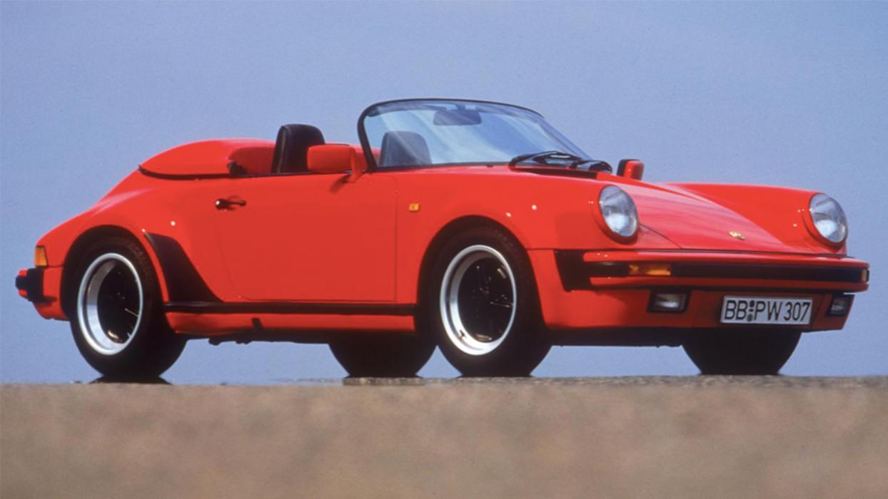 Porsche G-Model 911 Speedster