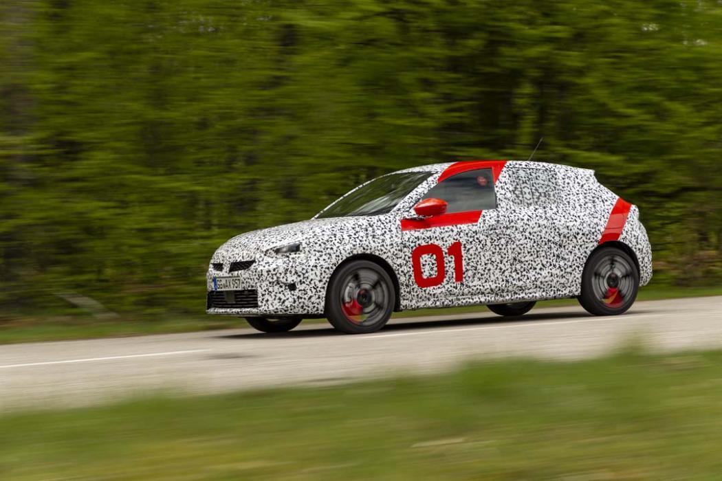 Prueba nuevo Opel Corsa 2020