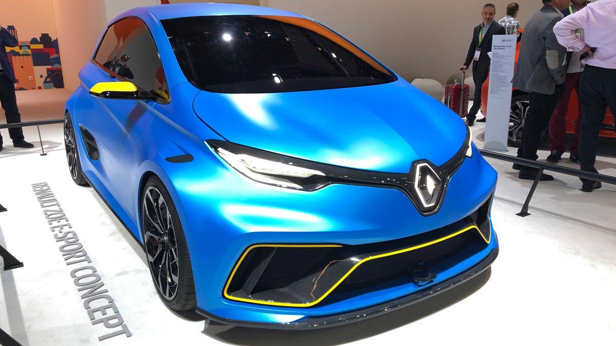 utilitario deportivo compacto electrico futuro prototipo