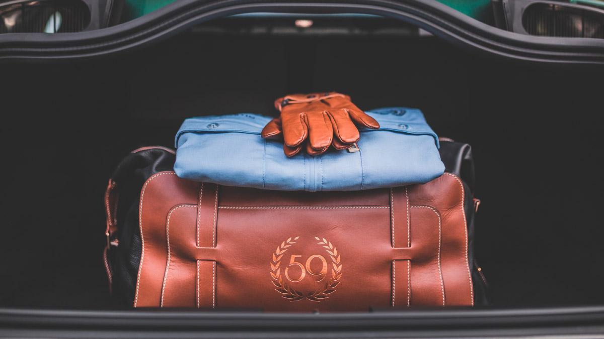 lujo detalles cuero vintage clasico guantes