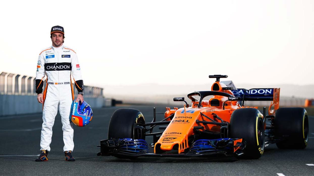 Fue piloto de F1 hasta 2018