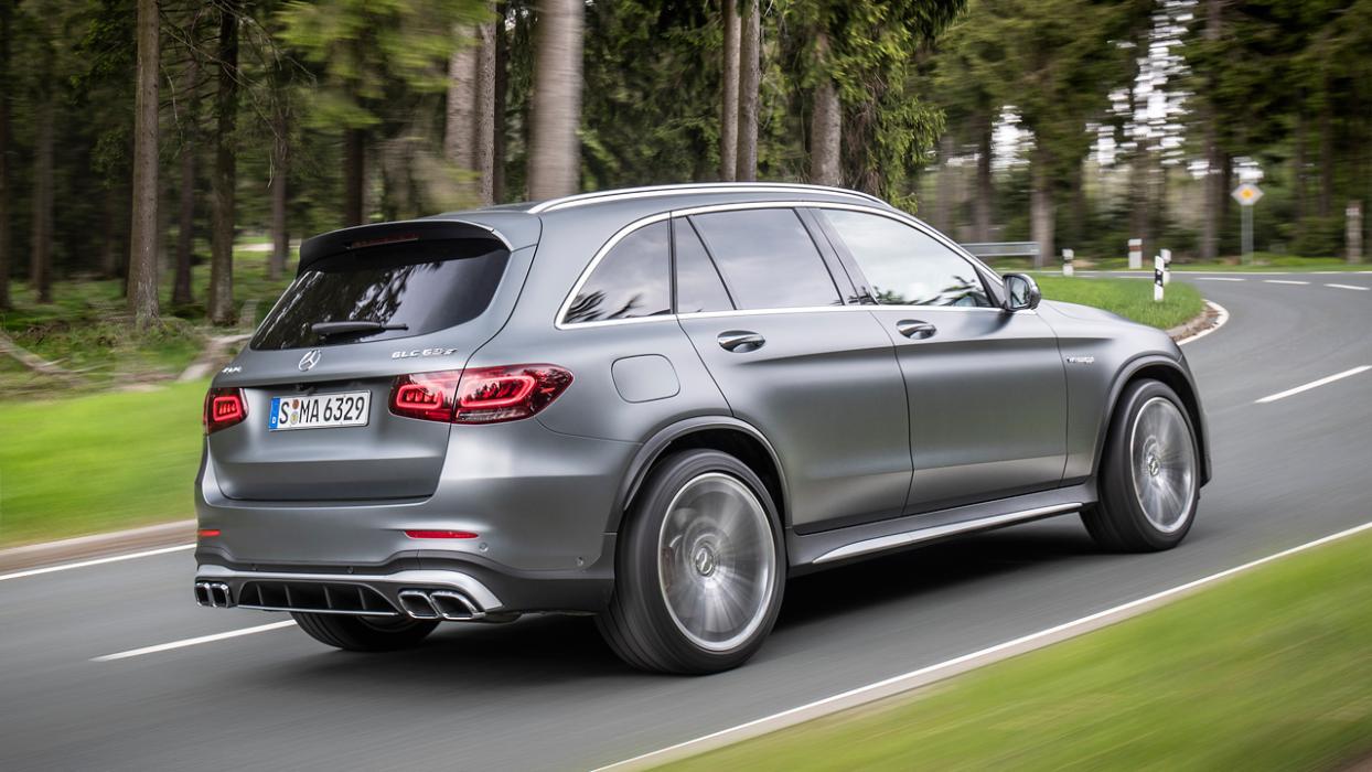 Mercedes GLC 2019