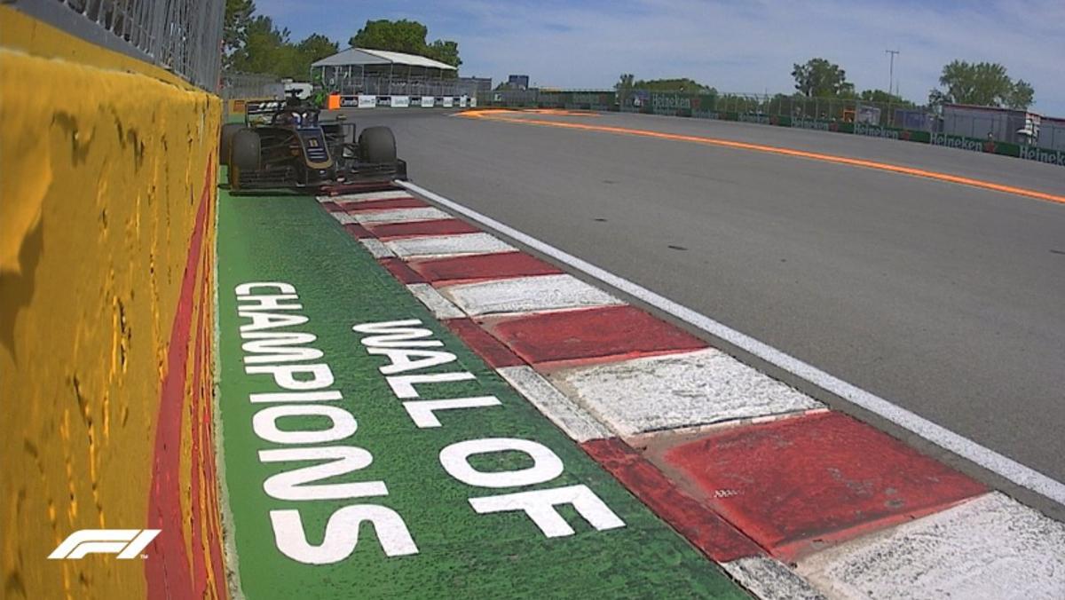 Muro de los Campeones F1