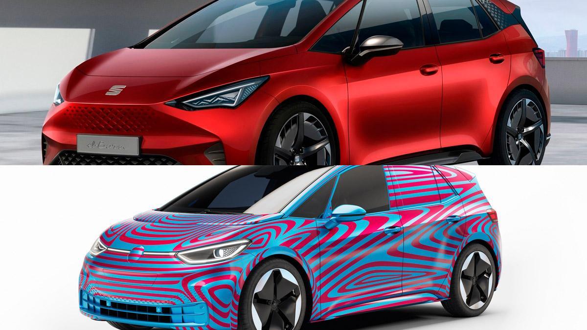 coches electricos urbanos futuro ciudad grupo