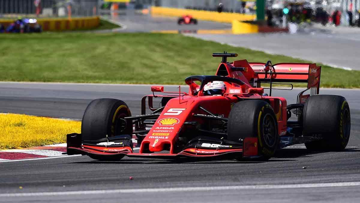 Vettel GP de Canadá F1 2019
