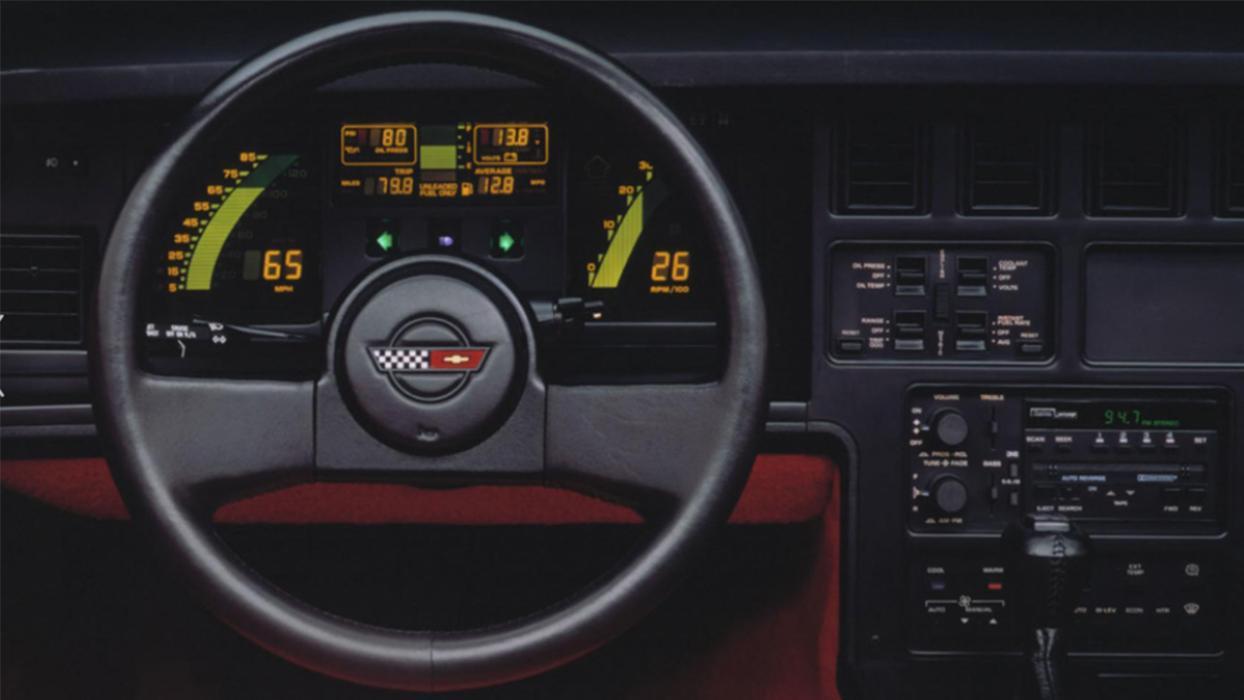 Cuarta generación del Chevrolet Corvette