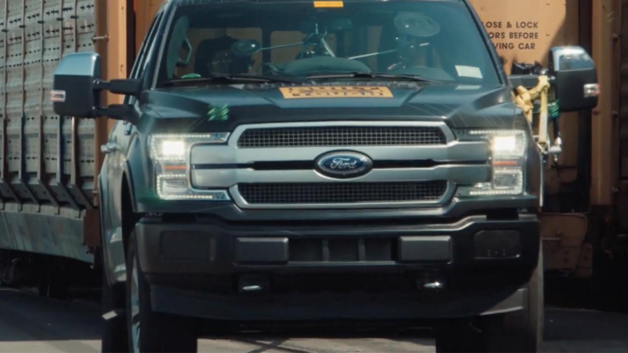 Ford F-150 eléctrico