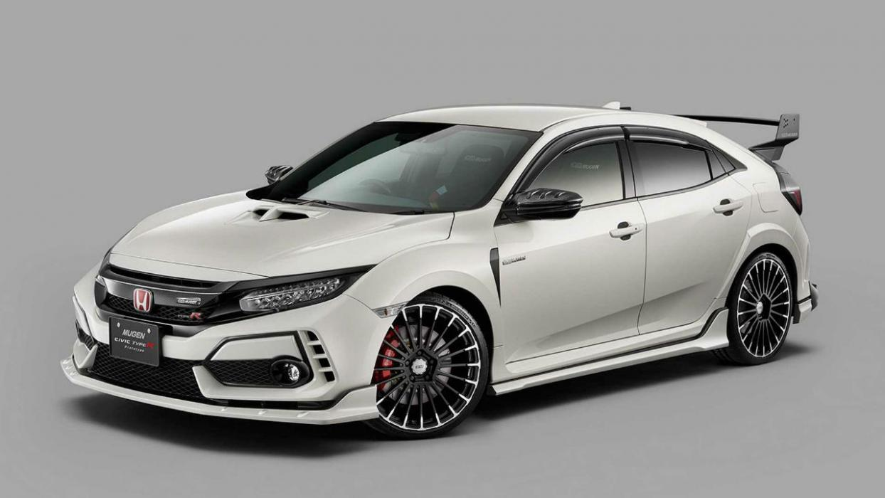 Honda Civic Type R de Mugen