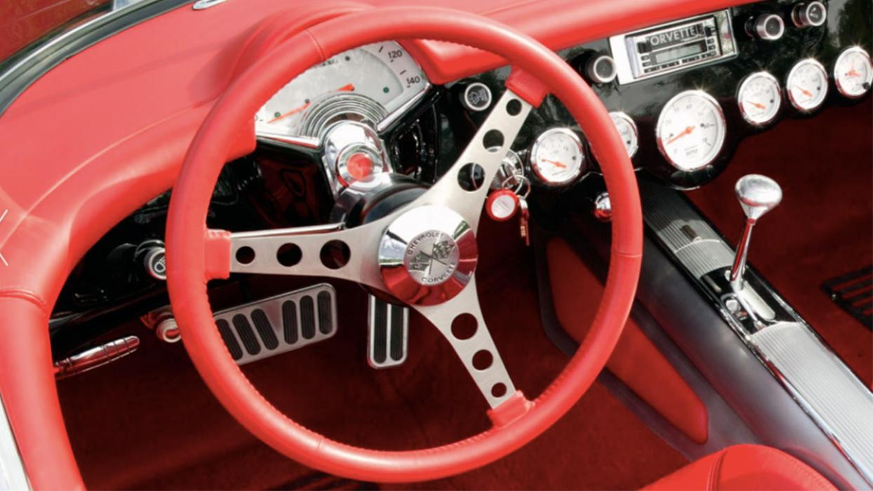 Primera generación del Chevrolet Corvette
