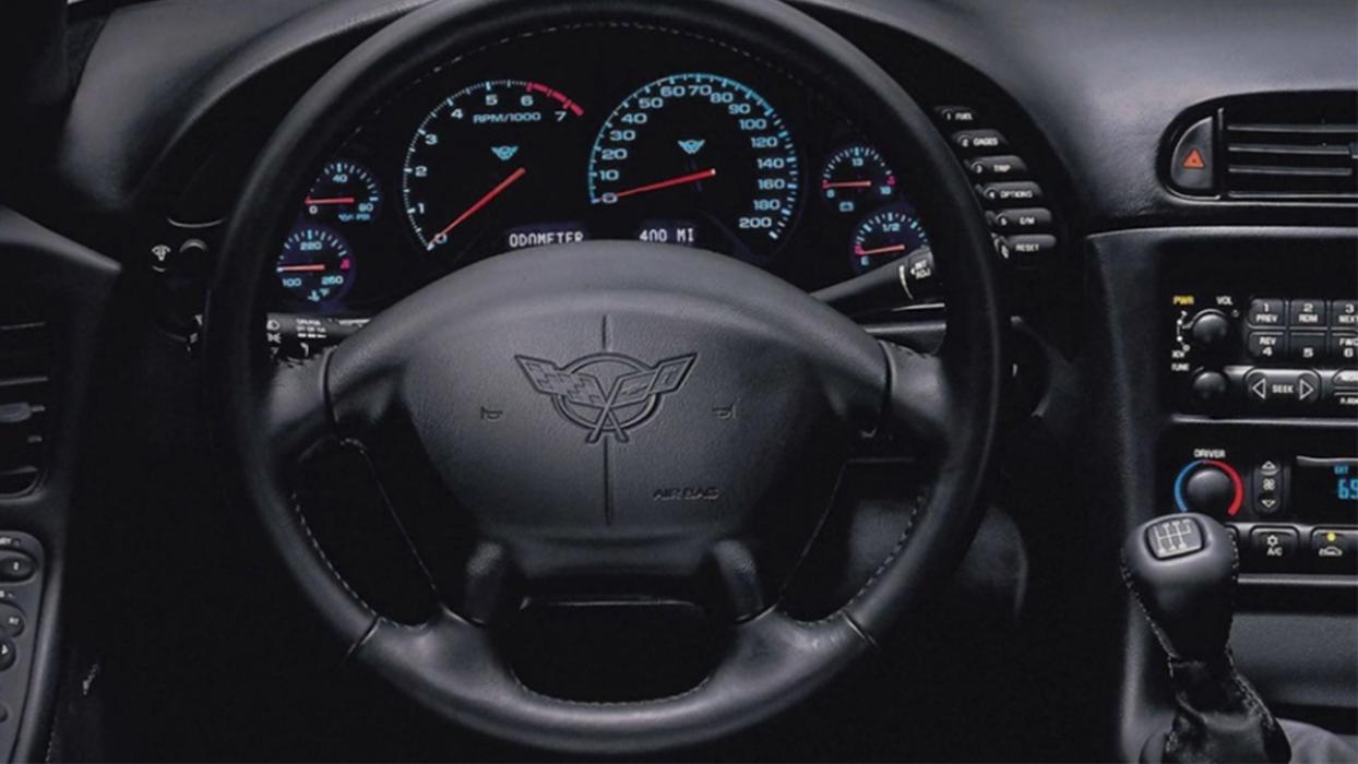 Quinta generación del Chevrolet Corvette