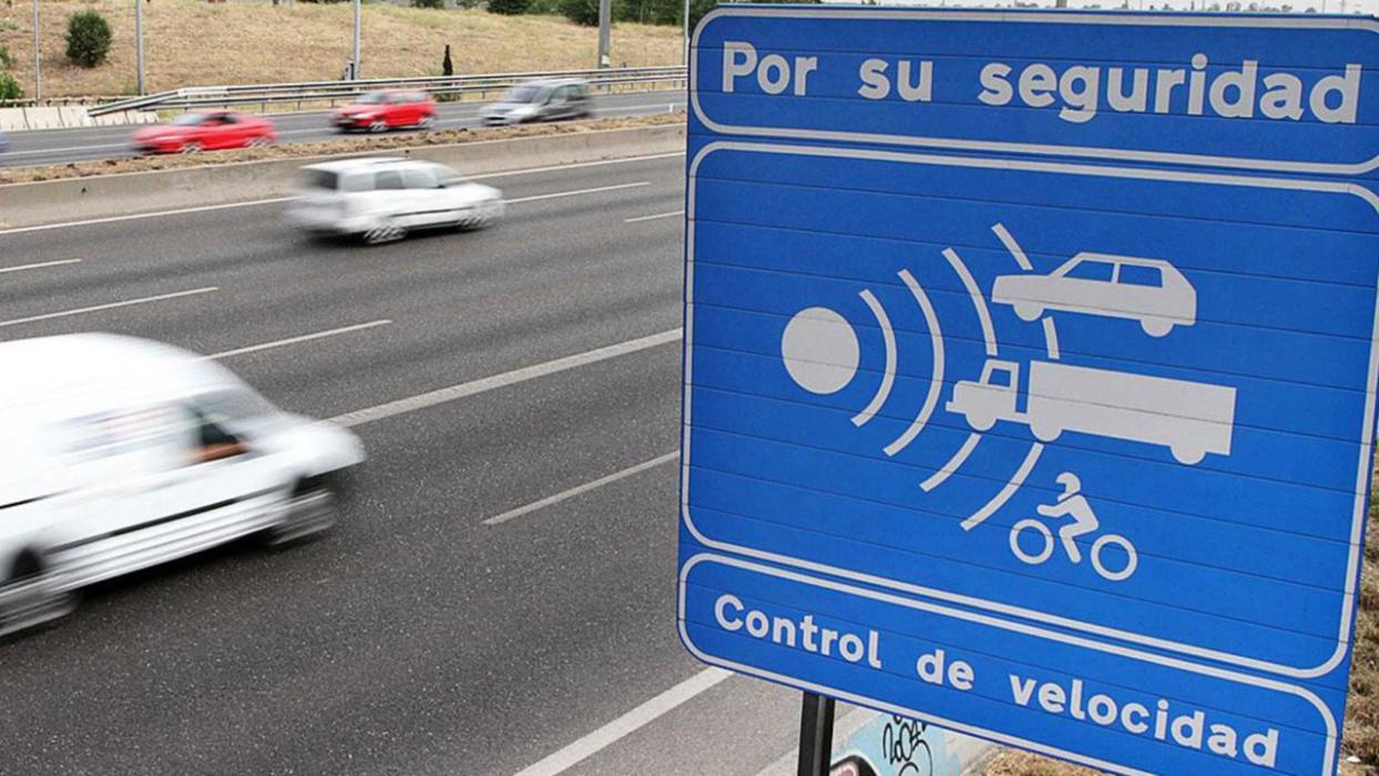 Radares que más multan en España