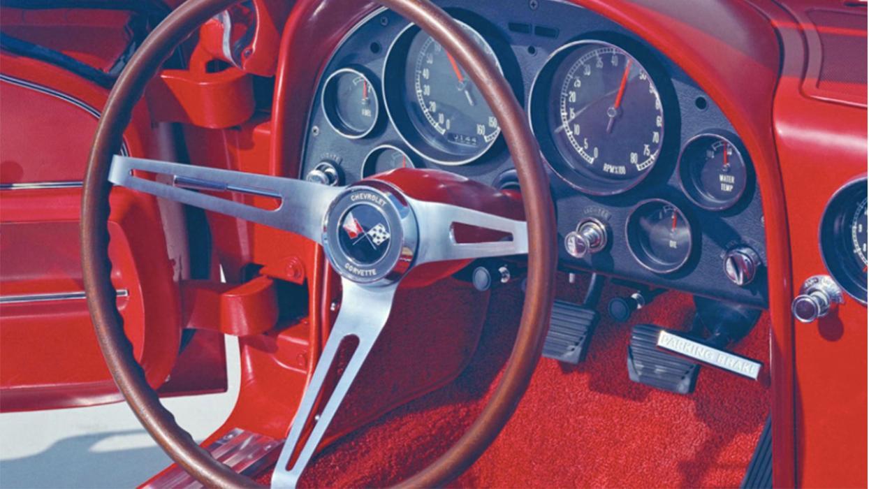 Segunda generación del Chevrolet Corvette