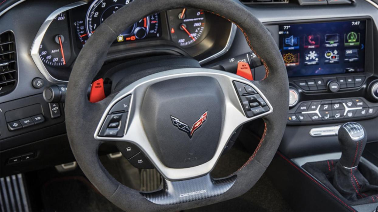 Séptima generación del Chevrolet Corvette