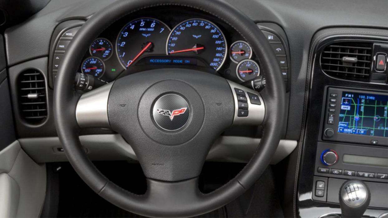 Sexta generación del Chevrolet Corvette