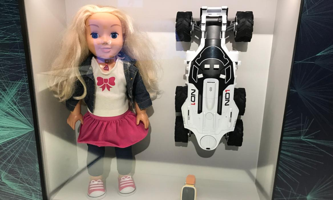 juguetes espía