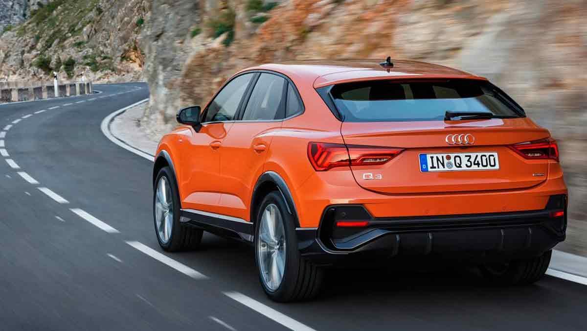Precio Audi Q3 Sportback en España