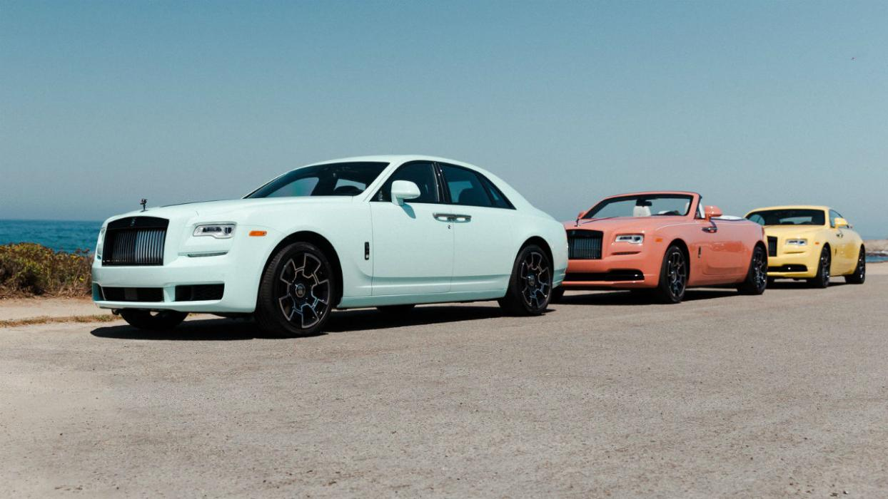 Rolls-Royce Pebble Beach Collection