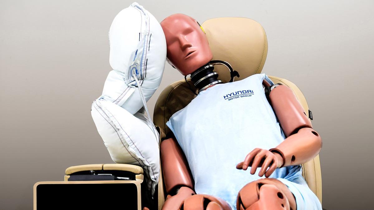 nuevo seguridad coches bolsa aire pasajeros