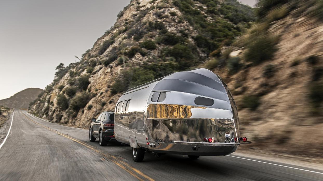 caravana lujo transporte hogar ruedas autocaravana camper