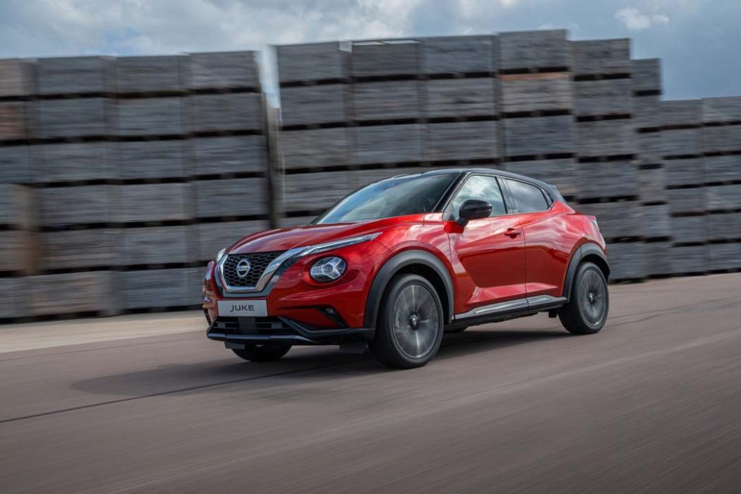 Galería fotos Nissan Juke 2020