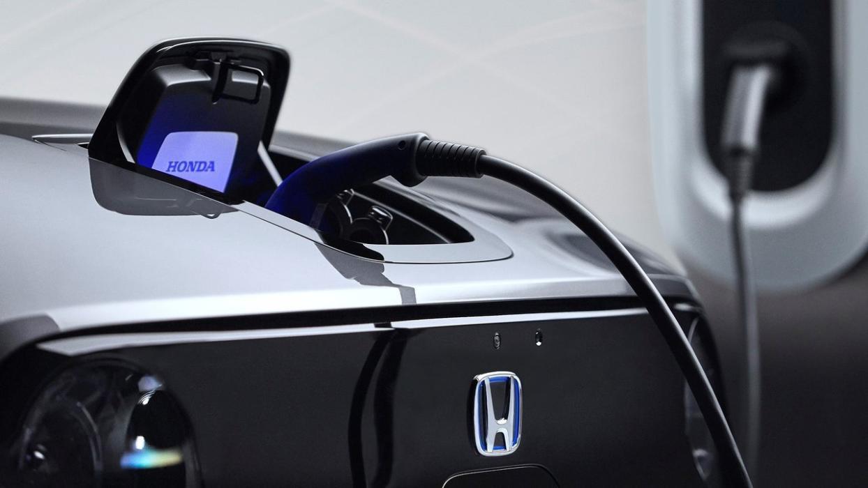 honda coche electrico