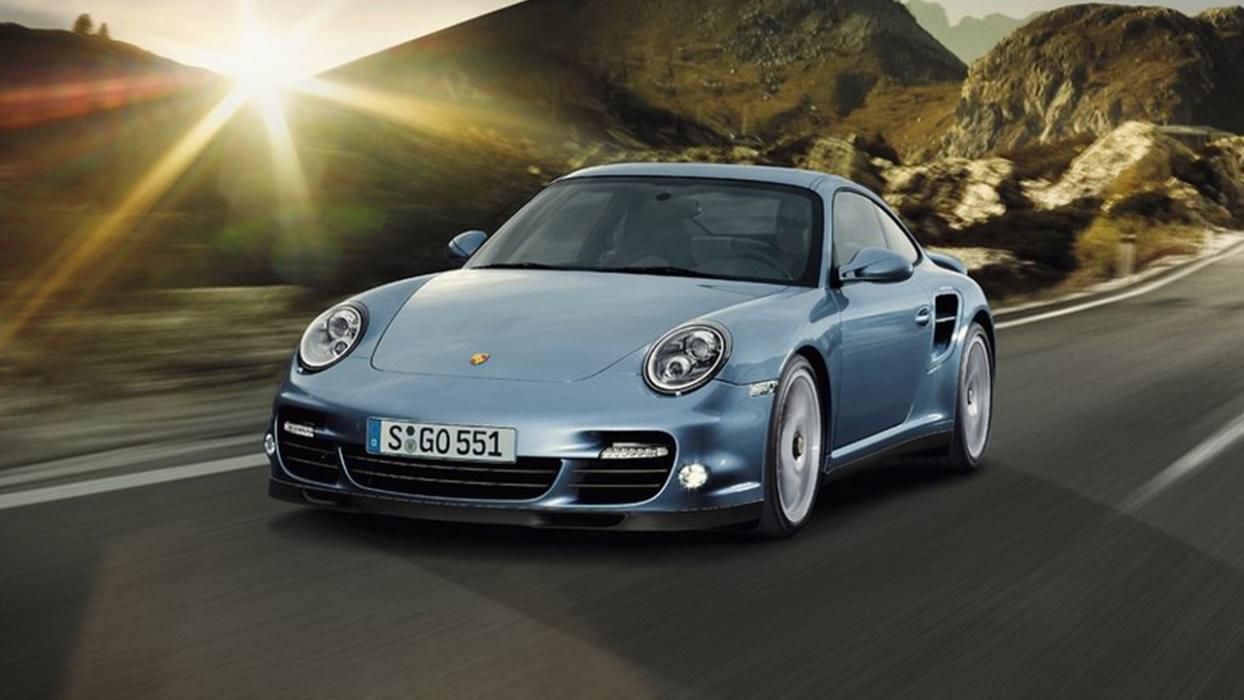 Porsche 911 Turbo S 997