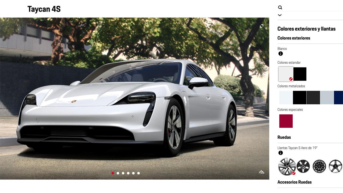 coches electricos lujo